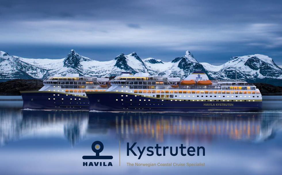 Havila Kystruten Cruise Ship