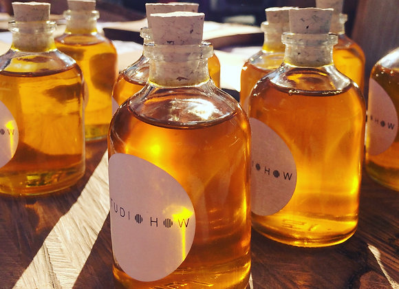 Organic Raw Linseed Oil