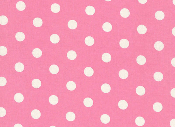 Pretty In Pink Polka Dots