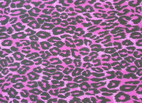 Purple Leopard On The Prowl ...