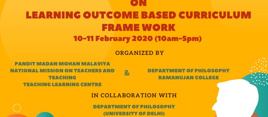 Two Day Faculty Development Program
