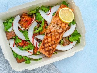 Takeaway food and waste. How eco-conscious is your takeaway food packaging?