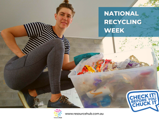 National Recycling Week 2020 - That's a Wrap
