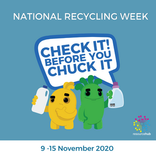 National Recycling Week: An experiment in behaviour change