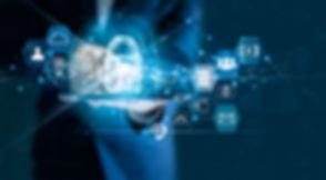 Data protection privacy concept. GDPR. E