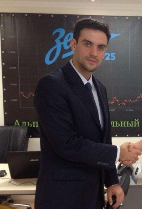 Калманович Олег - руководитель школы трейдинга и инвестиций СПб