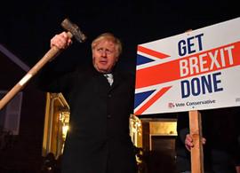 Форекс. Торговые идеи на сегодня 13.12.19 Спортлото 19: Борис Джонсон вытащил свой счастливый билет.