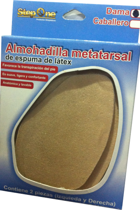 Almohadilla metatarsal (PISA BLANDO)