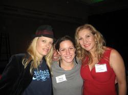 Greta, Sabrina, & Cheryl