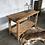 Thumbnail: Oude houten werkbank