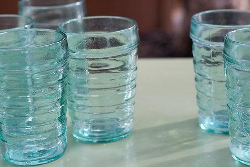 Oude glaasjes