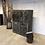 Thumbnail: Antieke werkplaats kast
