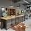 Thumbnail: Industriële stalen werkbank XXL
