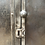 Thumbnail: Antieke stalen lockerkast