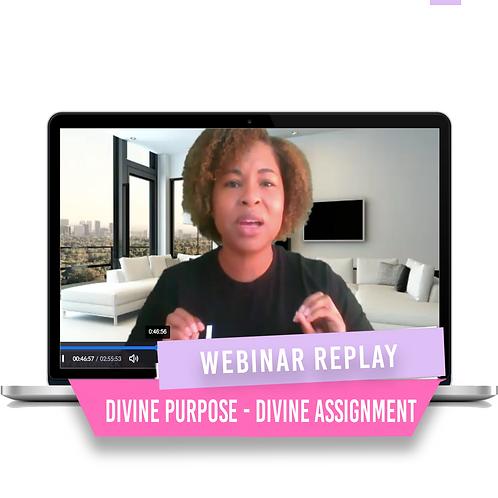 Divine Purpose - Divine Assignment