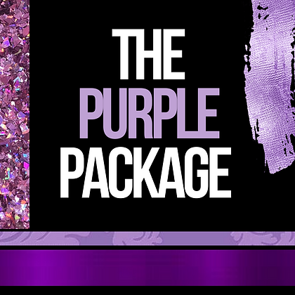 The Purple Background Package