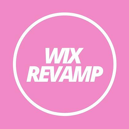 TOTAL WIX Revamp