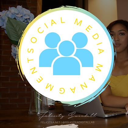 SOCIAL MEDIA POST PACKAGE