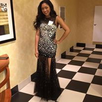 Black Elegant Gown