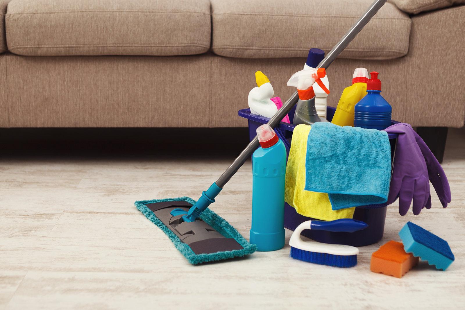 Domestic Deep Clean