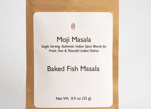 Baked Fish Masala