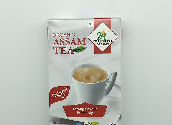 24 Mantra Organic Assam Tea, Loose Leaf 3.5 oz