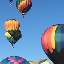 Albuquerque, NM Balloon Fest
