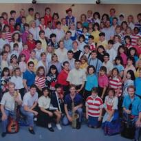 UWP Cast Pic in Tucson