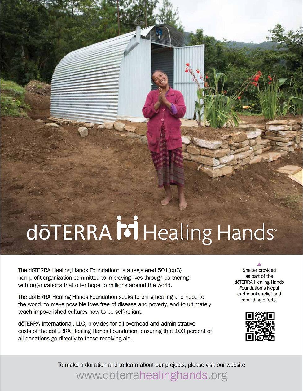 doTERRA Healing Hands