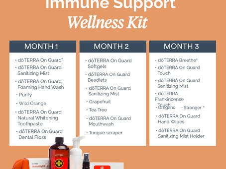 Webinar kicks off with a dōTERRA Immunity guide