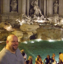 Another Year @ the Trevi Fountain