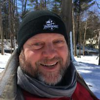 Sledding in MA - March 2018