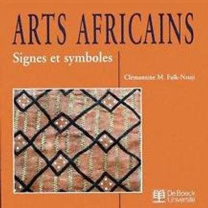 Arts Africains signes et symboles Faik-Nzuji Clémentine