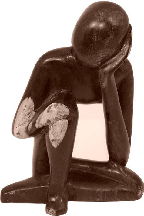 AR01020409 Statuette Penseur
