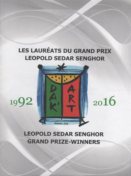 Les lauréats du Grand Prix Léopold Sédar Senghor 1992-2016