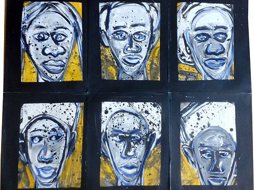 Six visages