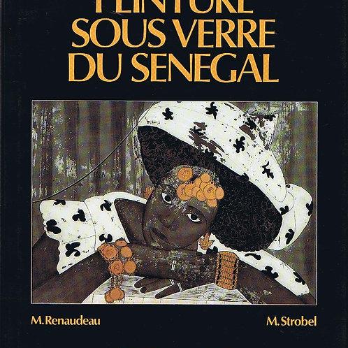 Peinture sous verre du Sénégal