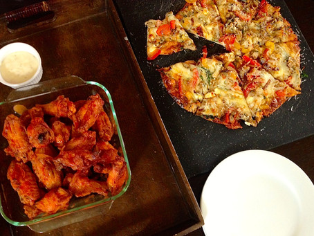 Sunday supper: game day grub