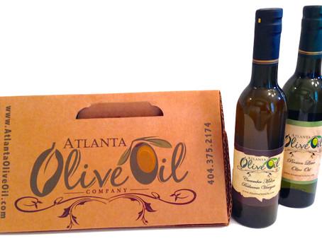 NaBloPoMo day 15: Atlanta Olive Oil Company