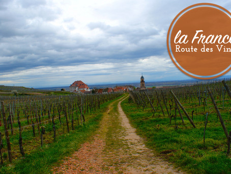 Route des Vins: wine Wednesday special edition!
