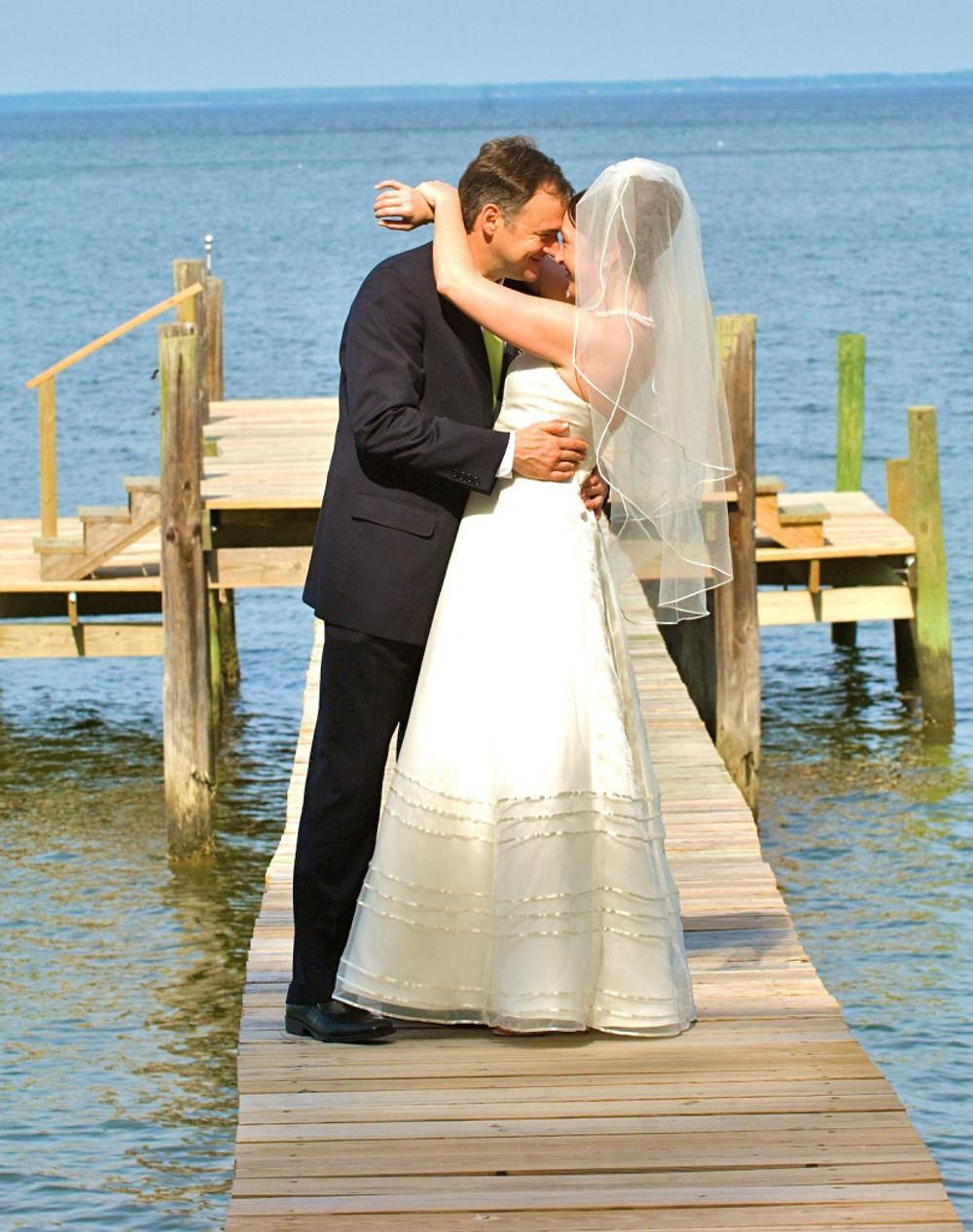 Kristin Erwin-John Woodward Wedding