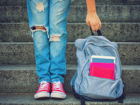 Back-to-School Jitters On 10
