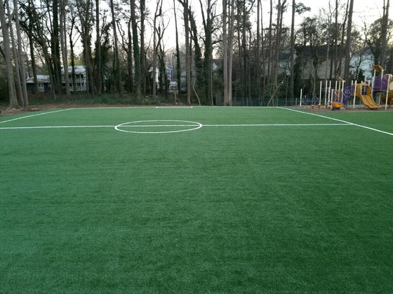 Turf Field Is Open — WOW!