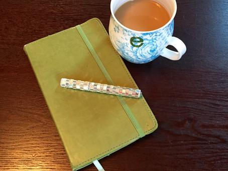 Writing 101: coffee talk