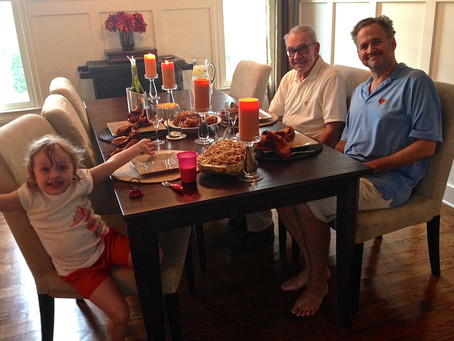 Sunday supper: Father's Day feast