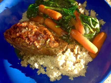 Sunday supper: gypsy chicken