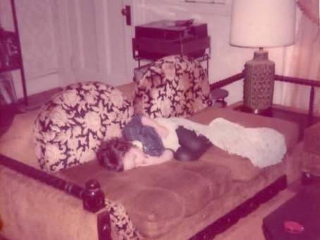 Blogtober14: my funniest childhood memory