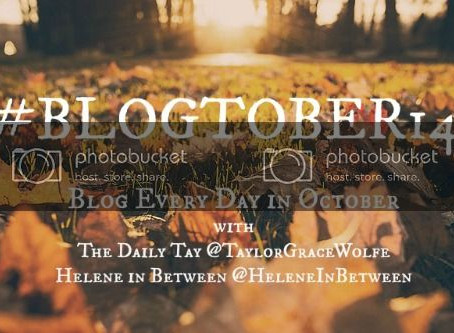 Blogtober14: very superstitious