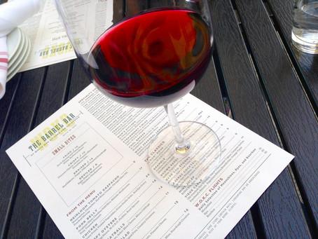 wine Wednesday: wah-wah