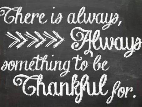 NaBloPoMo day 23: thankful 13